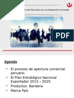 Sesion 7 Estrategia de Integracion Del Peru Al Mundo