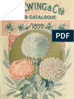 (1899) William Ewing & Company Seed Catalogue