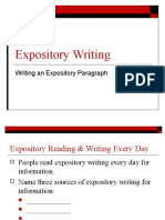Expository Writing 4[1]