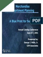 MAPS- Merchandise Assortment Planning
