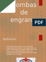 Bombas Engrane