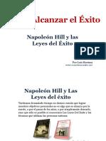 Como Alcanzar El Exito Con Napoleon Hill