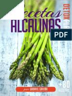 Más de 80 Recetas Alcalinas Para Tu Dieta Alcalina 100