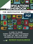 Verification Handbook for Investigative Reporting