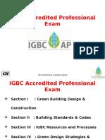 IGBC AP- Sample Questions