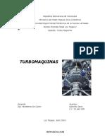 Trabajo de Turbo-Maquinas