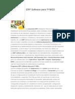 Copia de 10 Programas ERP Software Libre y Gratis Para