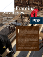 Smart Deck Framing Strategie Fhb