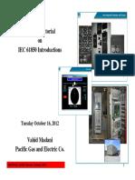 1-2012-10-16_NASPI_IEC_61850_-_Madani-Farquharson_History_and_Benefits_(V4)
