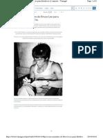Ejercicios Mentales de Bruce Lee Para Fortalecer El Espíritu