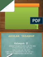 Akhlak Tasawuf di Indonesia