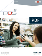 Precise POS Station User Guide