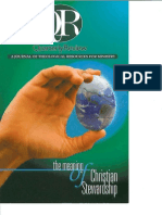 Winter 2002-2003 Quarterly Review - Theological Resources for Ministry
