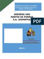 Arenera San Martin