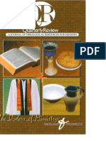 Winter 2004-2005 Quarterly Review - Theological Resources for Ministry
