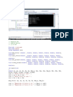 Vector Programming