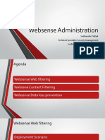 Websense Administrationv1 0