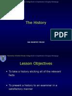 History Web