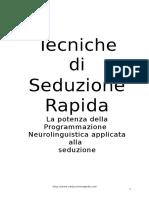 (eBook - Ita - Esoterismo- Ipnosi) Tecniche Di Ipnosi Indiretta