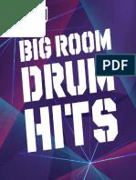 Cr2 - Big Room Drum Hits