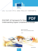 European Council Digital Competences