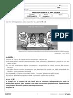 Resolucao Desafio 9ano Fund2 Portugues 170514