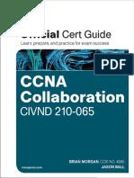 CCNA Collaboration CIVND 210-065 Official Cert Guide Technet24