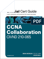 CCNA Collaboration CIVND 210-065 Official Cert Guide Technet24