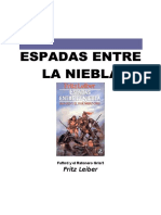 Leiber, Fritz - FR3, Espadas Entre La Niebla