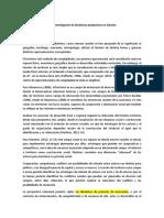 Territorio y espacio Marco referencial para la investigación de dinámicas productivas en Salcedo