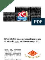 GAMESA S.A. DE C.V