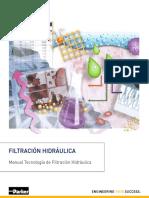 Manual Filtración Hidráulica