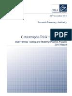BMA Catastrophe Risk in Bermuda Report