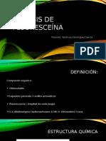 Síntesis de Fluoresceína