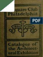 (1905) Exhibition Catalogue