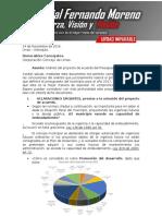 Análisis sobre el proyecto de acuerdo del Presupuesto de Urrao el año 2017