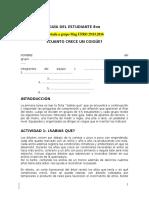 Guía Coihue Estudiante 31-03