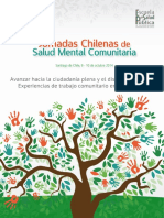 Experiencias de salud mental comunitaria en chile