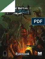 Mythic Battles - Rulebook - Beta