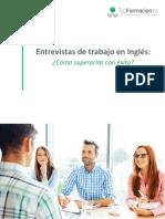 Entrevistas de Trabajo en Ingles y Como Superarlas Con Exito