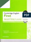 First Masterclass Workbook 2015