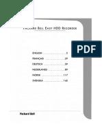 Packard Bell DVD Rec Easy 80