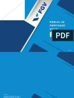 Manual de Identidade Visual - FGV