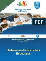 6 Diabetes en Poblaciones Especiales Niños y Adolescentes