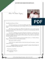 Sis Purita Message Final