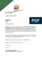 Confirmación Enviadas de Documentos Por Cobrar Clientes B4 4-1