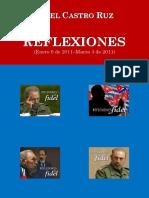 Castro Fidel - Reflexiones - De 6 Enero 6 a 3 Marzo 2011