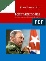 Castro Fidel - Reflexiones - De 31 0ctubre a 29 Diciembre 2010