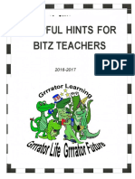 helpful hints for bitzteachers 16-17final