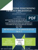 Radiologi Traktus Digestivus Pptx